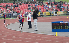 Invictus Games, Track & Field
